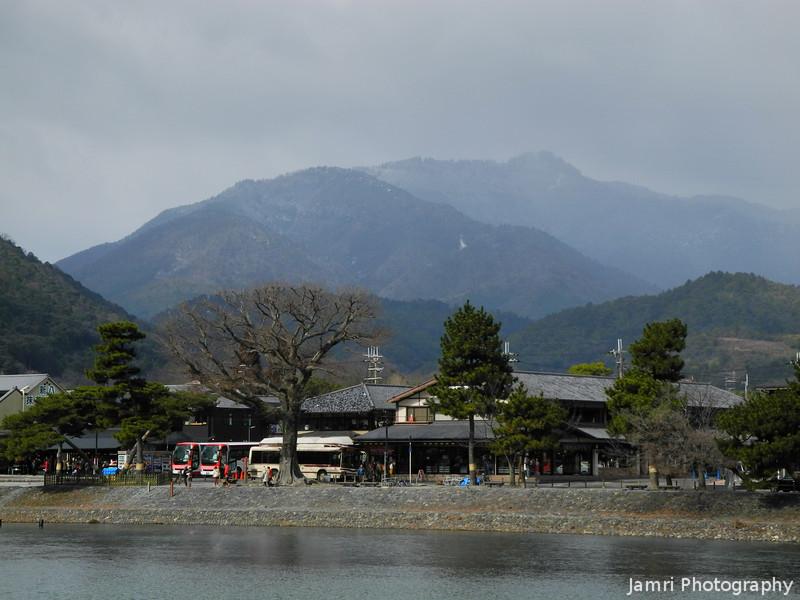 A Closer Look at Mount Atago