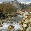 By a River.<br /> In Makino, Shiga Prefecture.
