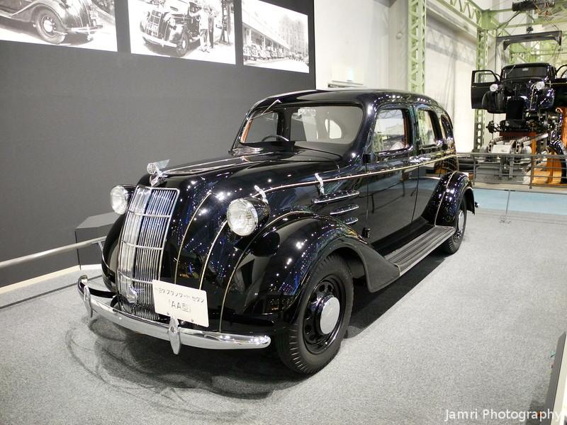 The Toyota Model AA