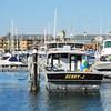 Benny-J.<br /> In the Mandurah Marina, Western Australia.