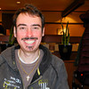Me in a Chinese Restaurant at Daimaru Kyoto.<br /> Photographed by my lovely wife Ritsuko with my Nikon P7100 plus SB400 flash bounced off a white card.