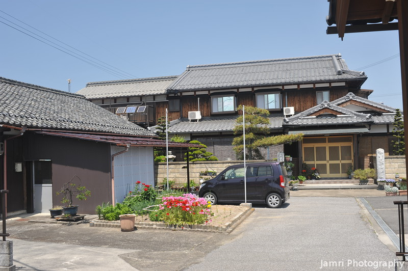 Rural Living in Gokasho