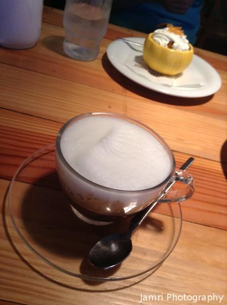 Strange Cappuccino