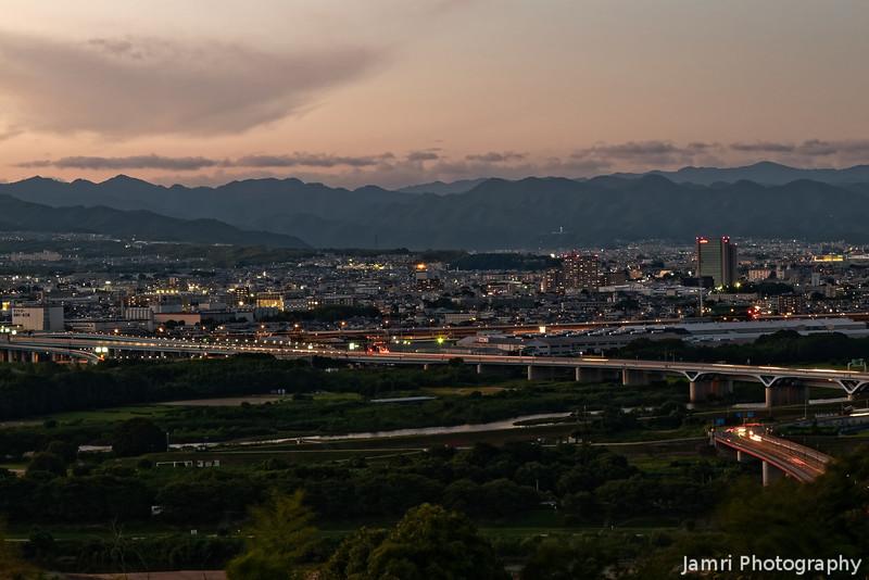 The Lights of Nagaokakyo