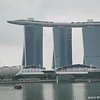 Marina Bay Sands Resort.