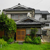 An Older House.<br /> Nagaokakyo, Kyoto-fu, Japan.