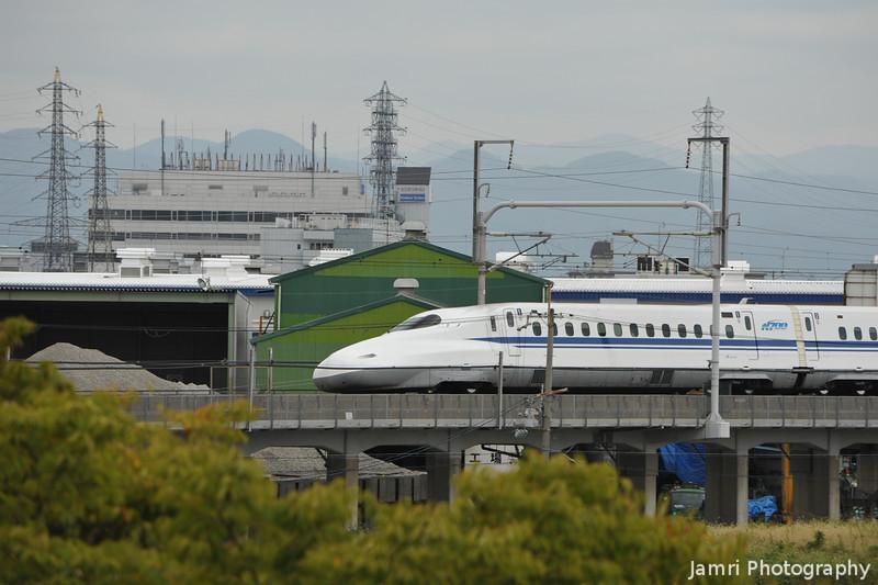 One Last Shinkansen Shot