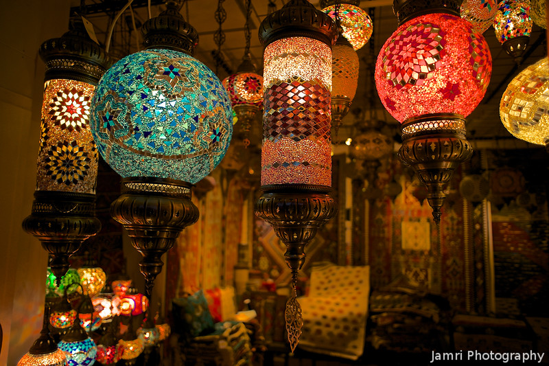 Lanterns and Carpets