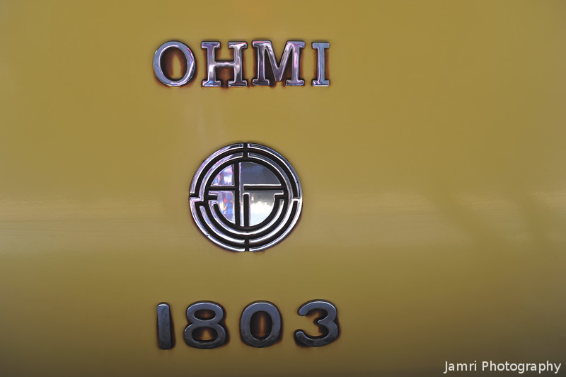 Ohmi Railway Car No. 1803