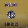 Ohmi Railway Car No. 1803