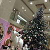 Christmas Decorations.<br /> At the Kyoto branch of Takashimaya.