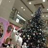 Christmas Decorations.<br /> At the Kyoto branch of Takashimaya.