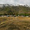 Toward a little Village.<br /> In Makino, Shiga Prefecture.