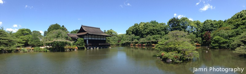 The Large Pond Panorama