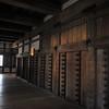 Interior of Himeji Castle