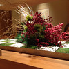 The Center Piece.<br /> At the the Katsu restaurant we had lunch at. <br /> In the Hankyu Department store, Umeda, Osaka.
