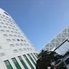 Kyocera Hotel and Walkway.