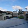 The Entrance of Ritsumeikan Nagaokakyo Campus