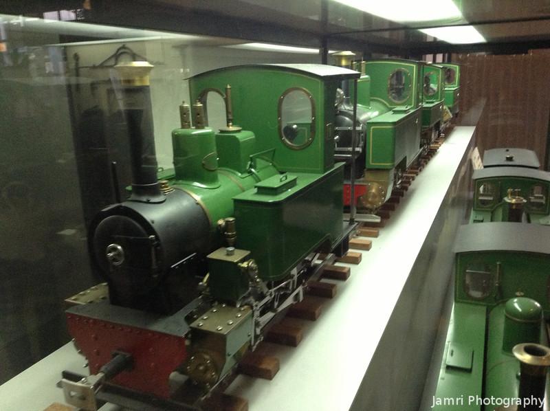 Small Scale Steam Locos.