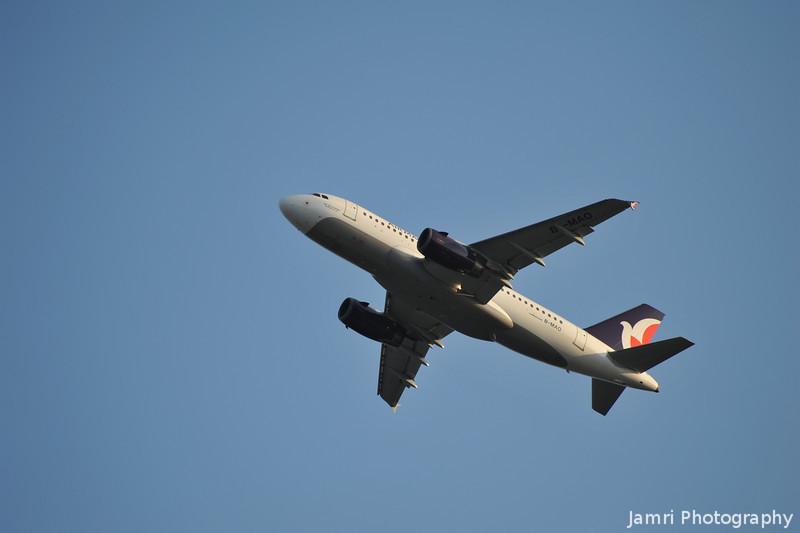 Air Macau Ascending