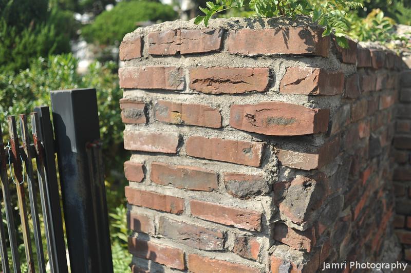 Rickety Brick Wall