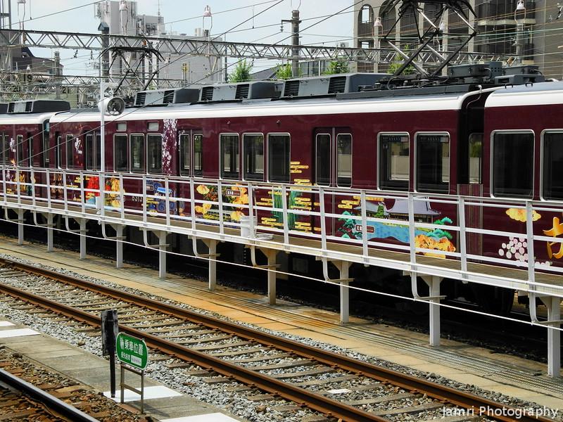 Kyoto Livery Train