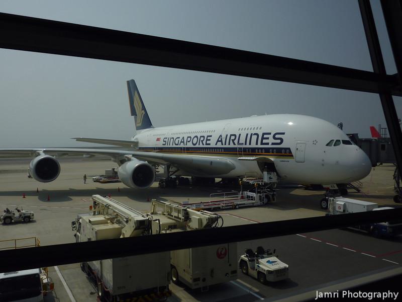Ritsuko's Ride to Singapore