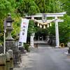 Passing a Small Shrine