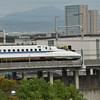 Another Shinkansen Heads towards Kyoto