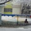A Snowy Day in Nagaokakyo
