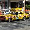 Clown Doctor Car