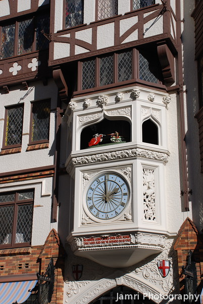 A Taller View of the Clock