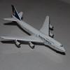 """Herpa Wings Ansett Australia B747-300 """"Spaceship"""""""