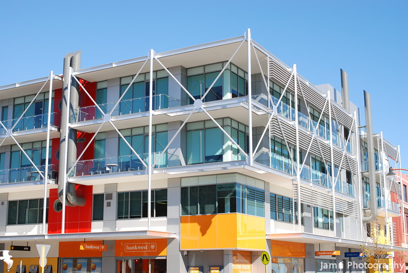 The Bankwest Building