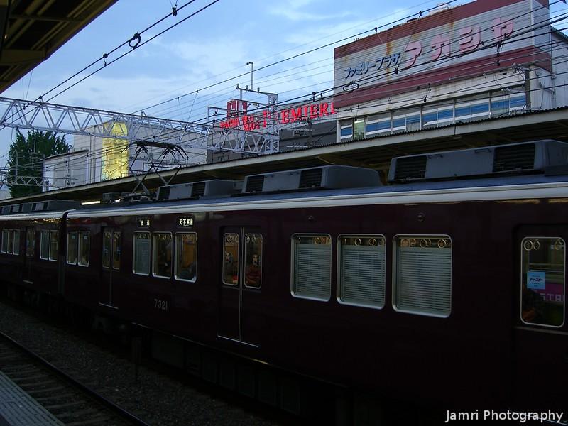 Hankyu Train