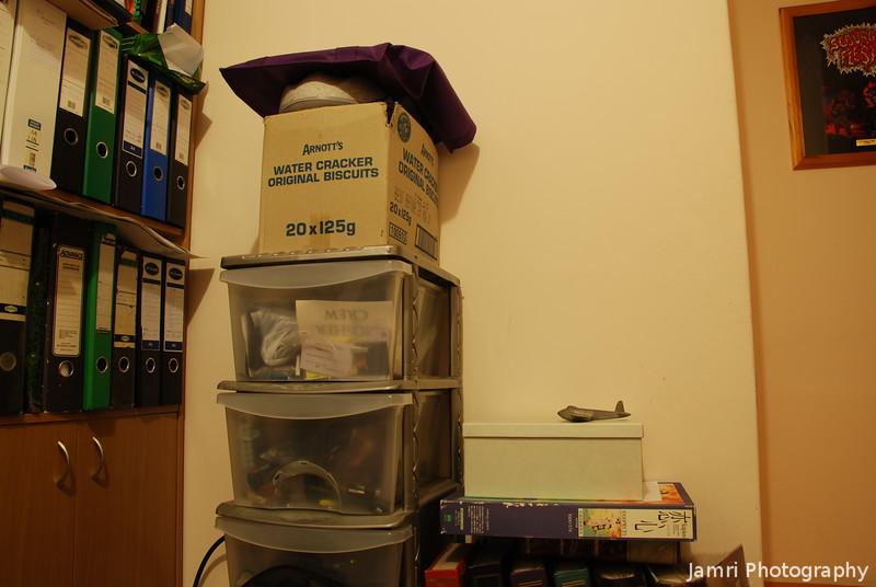 Piles of Stuff