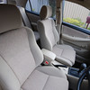 The Interior of Ritsuko's Car