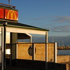 A McDonald's with a Million Dollar View