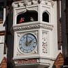 London Court Clock