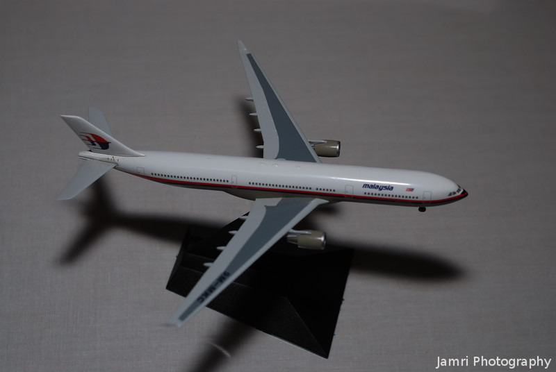 Dragon Wings Malaysia Airlines A330-300