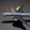 "Herpa Wings Singapore Airlines B777-200 ""Jubilee"""