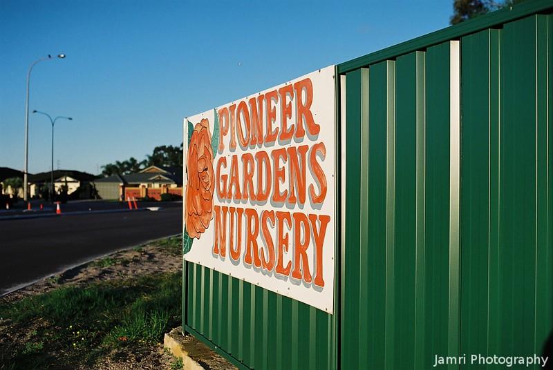 Pioneer Gardens Nursery
