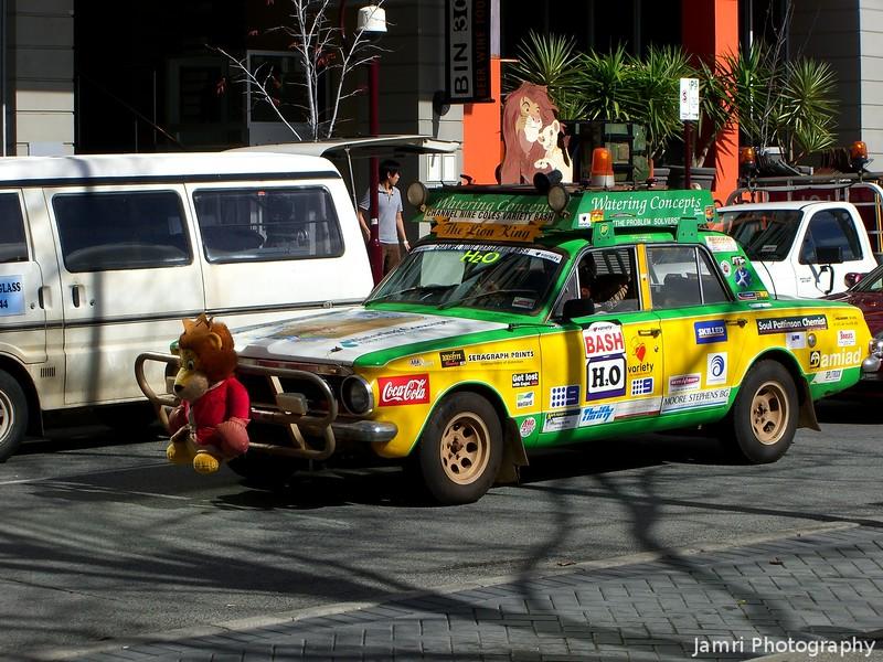 Lion King Car