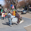 Action in the Streets of Hikone.