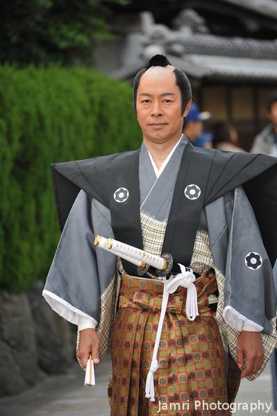Lord Hosokawa.