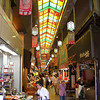 Nishiki Market.<br /> A traditional market in Kyoto City, one of Lonely Planet's top sites of Kyoto. I stopped by there on the way to the museum to see an exhibition.