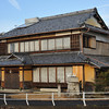 A House near Lake Biwa.<br /> In Wani, Shiga Prefecture.