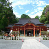 Inner Building.<br /> Of Nagaoka Tenmangu Shrine.