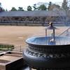 The Incense Burner.<br /> At Todai-ji in Nara.