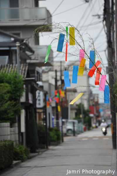 A Quiet Evening in Nagaokakyo.